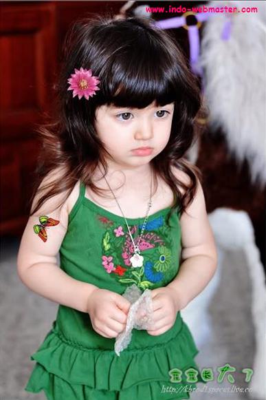 Anak kecil tercantik di dunia maii - Model fotobaby ...