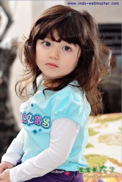 anak kecil tercantik di dunia maii